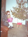 This is me and my dad, must have been around 3 or 4 years old, so this is way back in the '80.