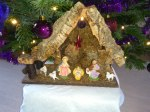The infamous nativity piece, which I still have.