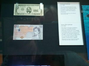 Doctor Who Money 06 - British Museum