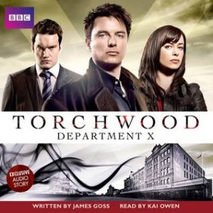 Torchwood, Department X