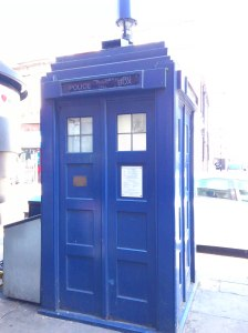 TARDIS 04 - Earl's Court