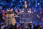 Doctor Who Proms 2013 Ben Foster and Dalek