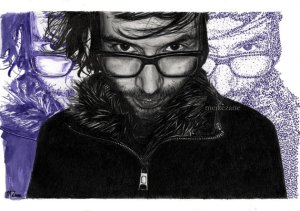 James Rhodes by Meike Zane