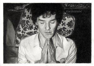 Sherlock by Meike Zane