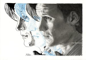 The Eleventh Doctor by Meike Zane