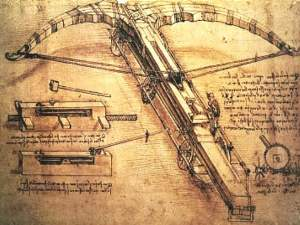 leonardo-da-vinci-design-genius-military-cross-bow-catapult-renaissance-weapons