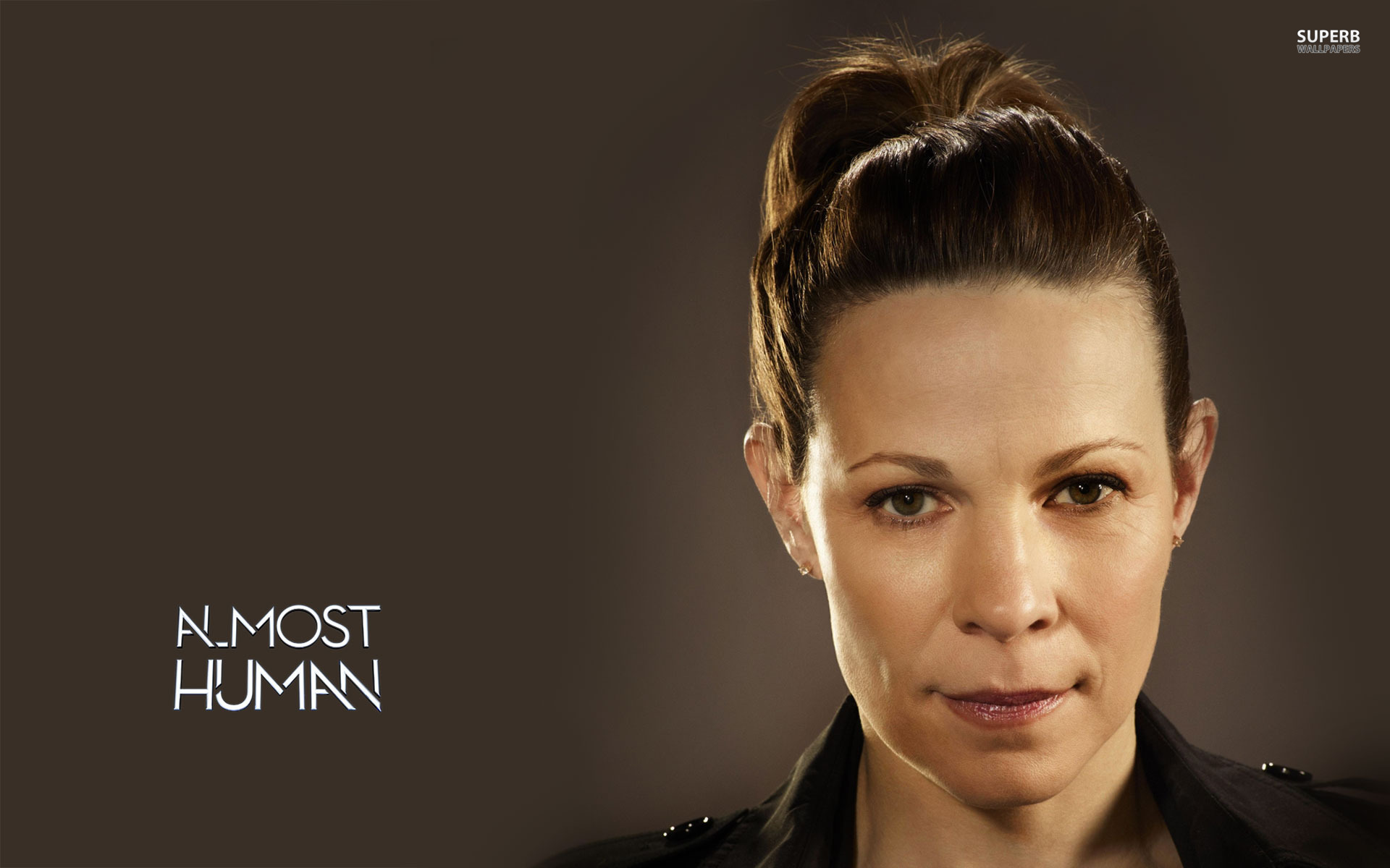 <b>...</b> credit must also go to Lili Taylor, playing Captain <b>Sandra Maldonado</b>. - maldonado-almost-human-24049-1920x1200