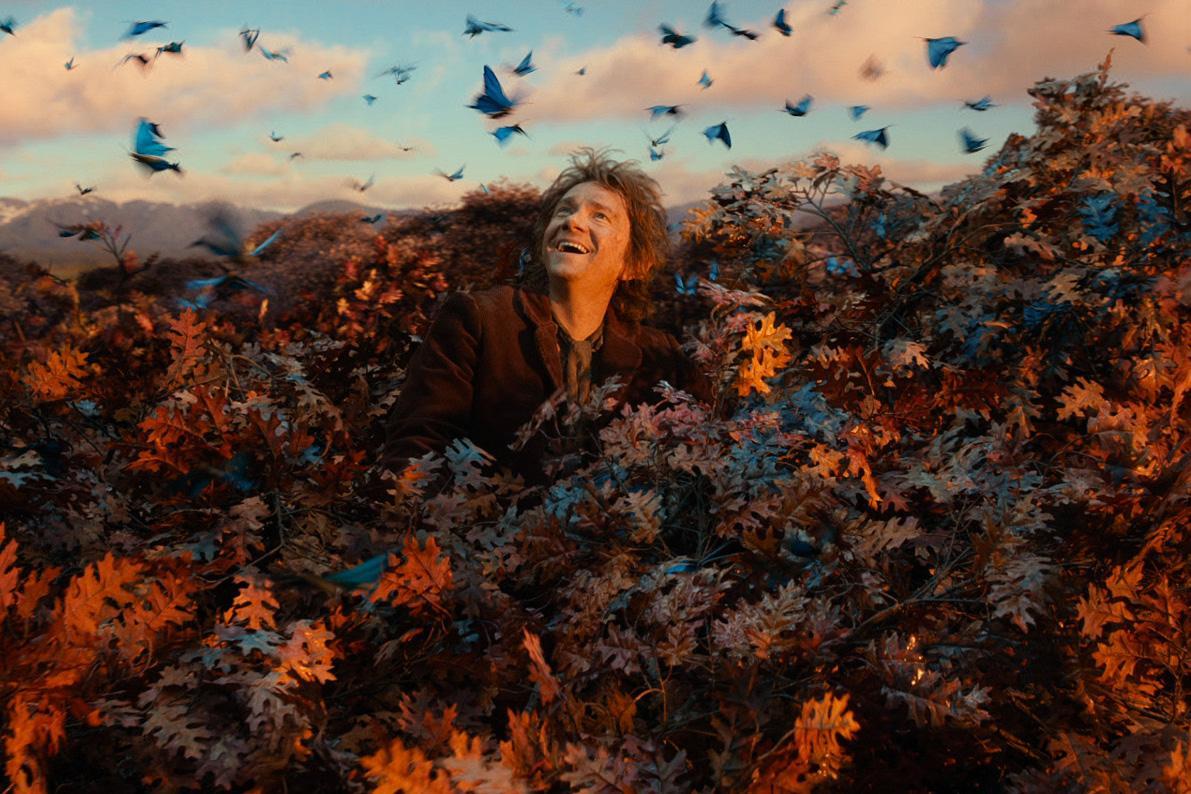 hobbit spells for love