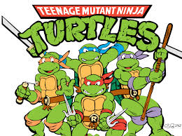 TMNT old skool